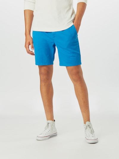 Superdry Spodnie 'SUNSCORCHED' w kolorze królewski błękitm: Widok z przodu