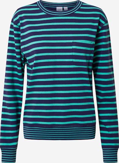 GAP Sweter 'LS MARINER PKT STR' w kolorze niebieski / zielonym, Podgląd produktu