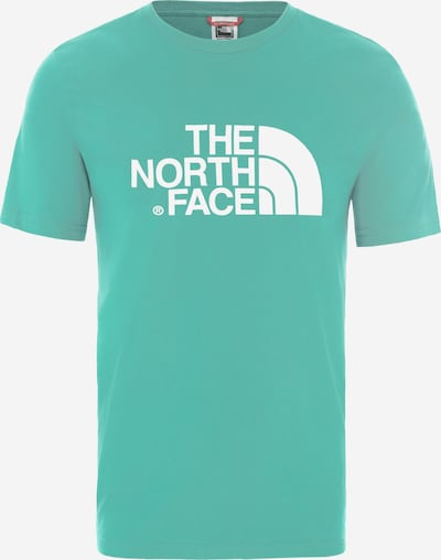 THE NORTH FACE T-Shirt 'Easy' in grün, Produktansicht