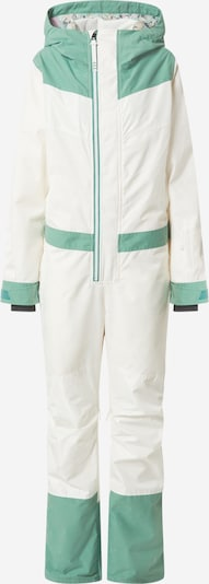 BURTON Sports suit ' Larosa' in green / white, Item view