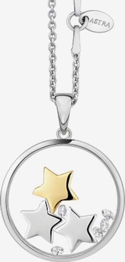 Astra Kette mit Anhänger 'LUCKY STARS' in silber, Produktansicht