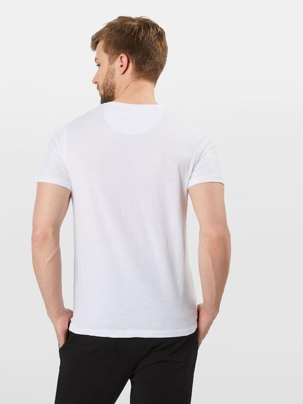 Soul T Brave shirt En Blanc RjLc534Aq