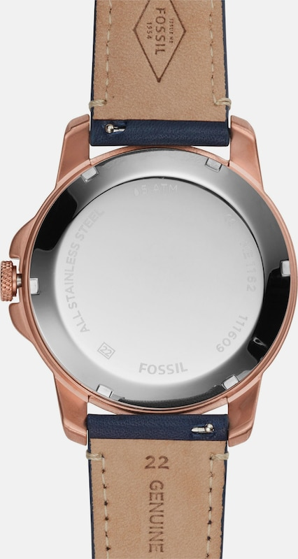 FOSSIL Multifunktionsuhr »GRANT, ME1162«