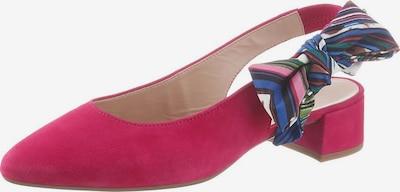 GABOR Slingpumps in pink, Produktansicht