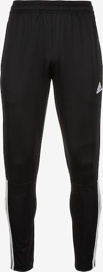 Sportinės kelnės 'Regista 18' iš ADIDAS PERFORMANCE, spalva – juoda / balta, Prekių apžvalga
