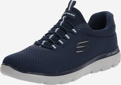 Sneaker bassa 'SUMMITS' SKECHERS di colore navy / bianco, Visualizzazione prodotti