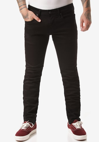 Pepe Jeans Jeans 'Hatch' in Schwarz