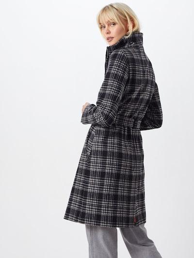 Palton de primăvară-toamnă 'Cavers' DRYKORN pe negru: Privire spate