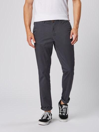 Chino stiliaus kelnės 'Marco Bowie' iš JACK & JONES , spalva - tamsiai pilka, Modelio vaizdas