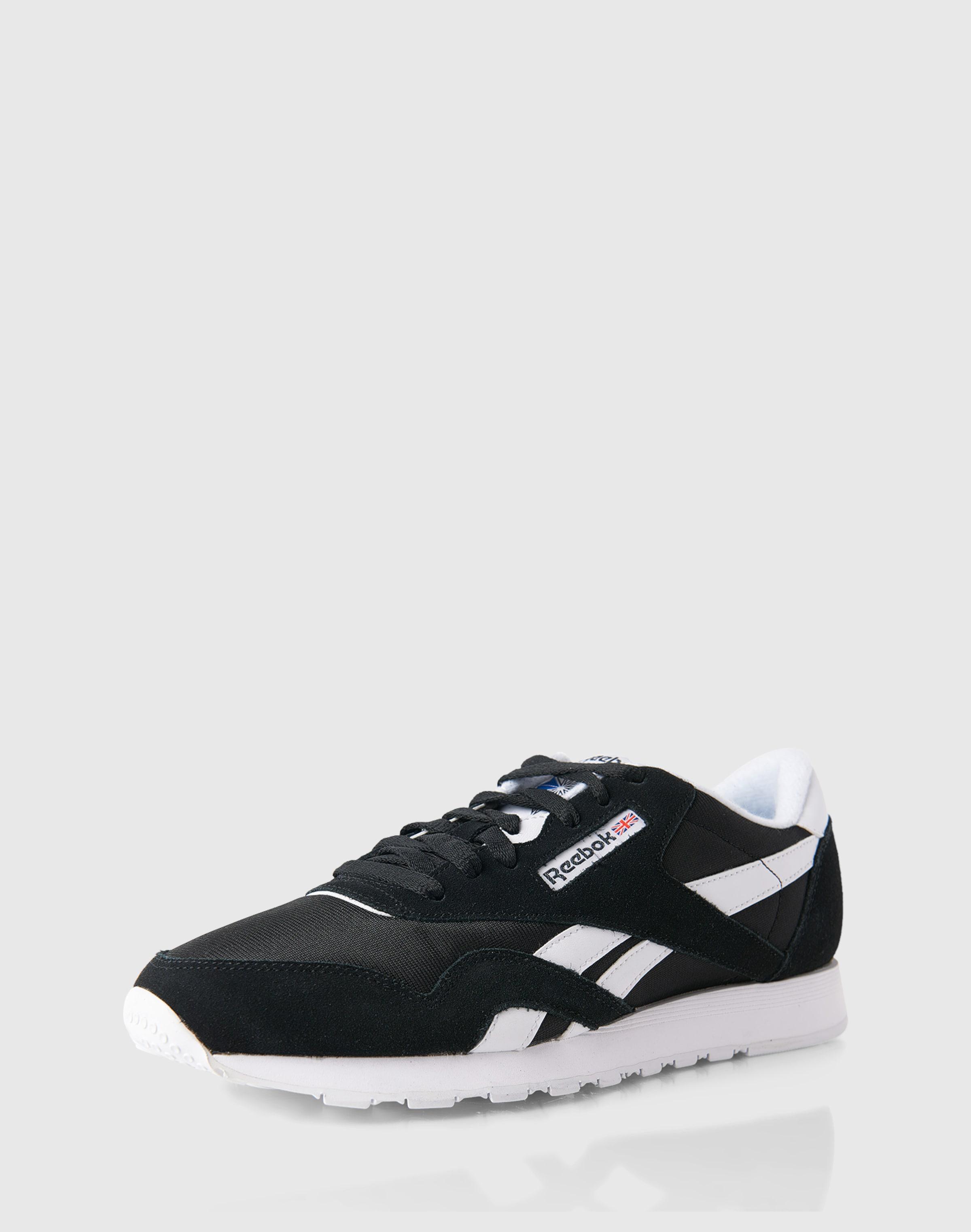 Reebok classic Sneaker CL NYLON Hohe Qualität