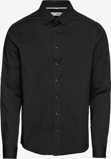 fekete !Solid Ing 'Shirt - Tyler LS', Termék nézet