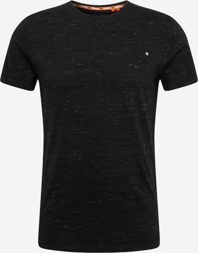 Superdry Shirt in schwarz / weiß, Produktansicht