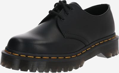 Pantofi cu șireturi Dr. Martens pe negru, Vizualizare produs