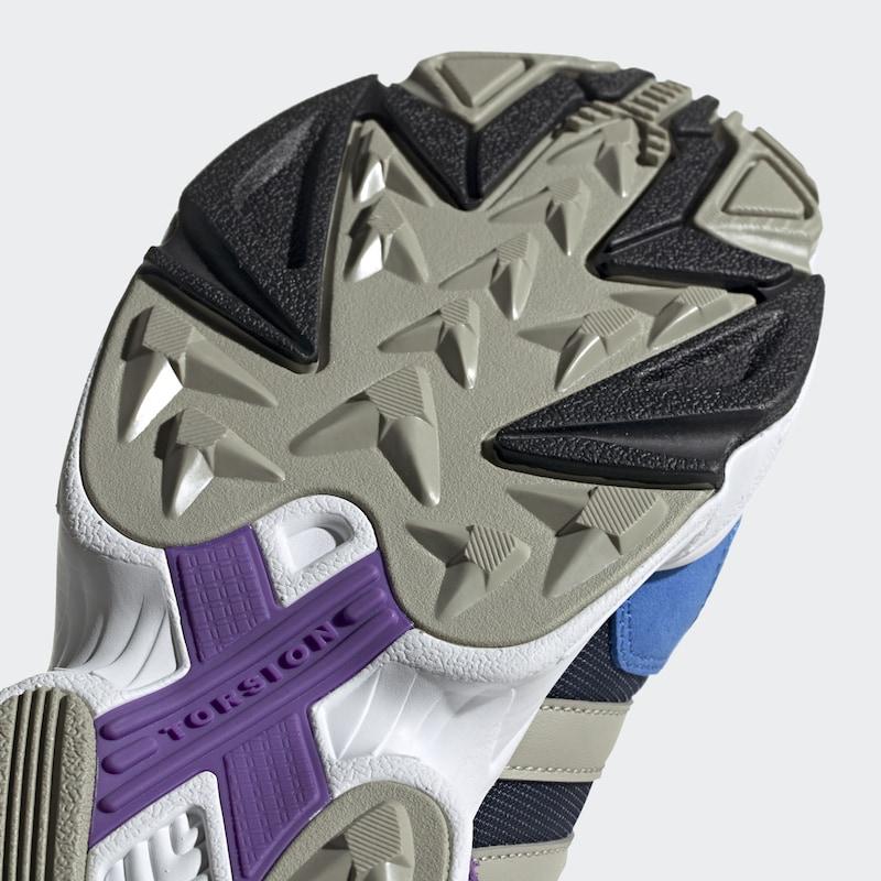 Originals BleuViolet Baskets 'yung' Clair Adidas Basses En Nm8vn0w