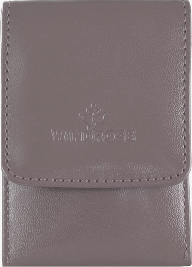 WINDROSE Manicure-Set in taupe, Produktansicht