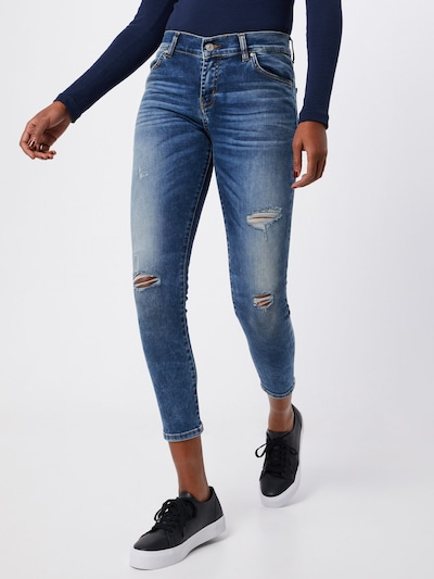 LTB Jeans 'Lonia' in de kleur Blauw denim, Modelweergave