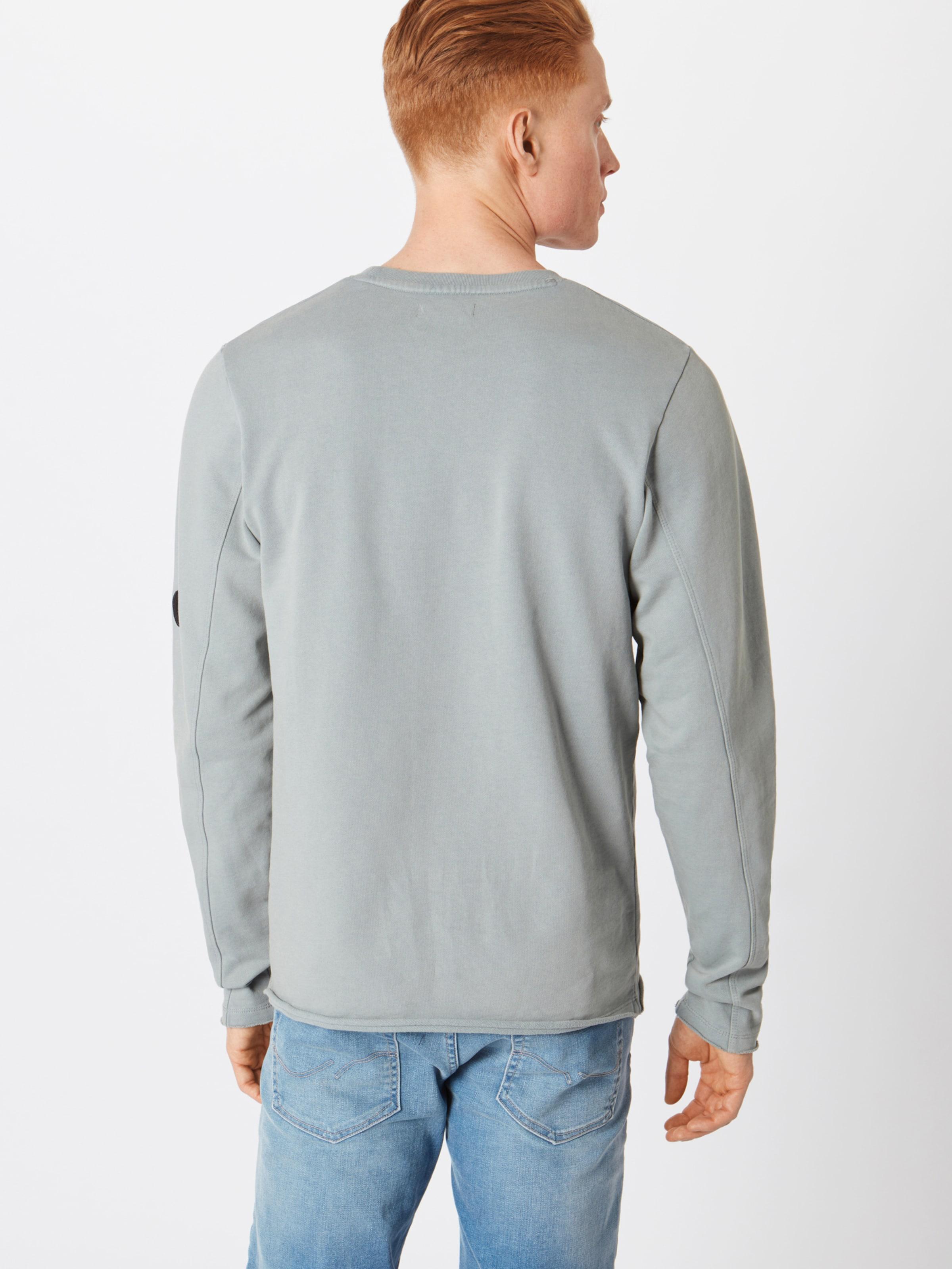Jackamp; Jones shirt Sweat En Gris Clair nPk8XN0wO