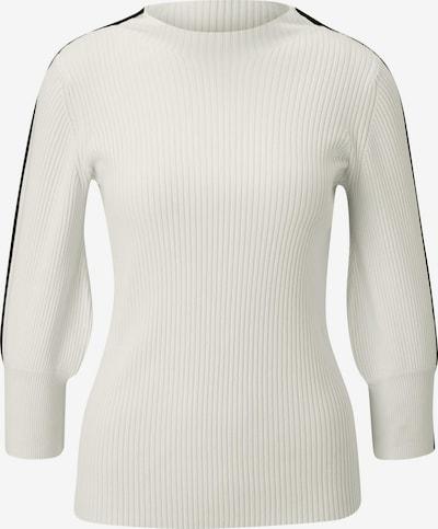 heine Pullover 'RICK CARDONA' in ecru / schwarz, Produktansicht