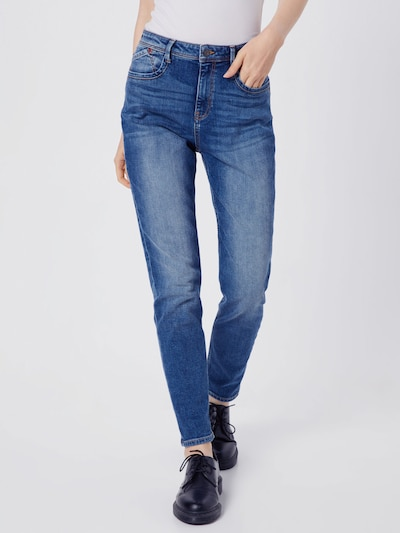 ESPRIT Jeans 'MR GIRLFRIEND' in blue denim: Frontalansicht