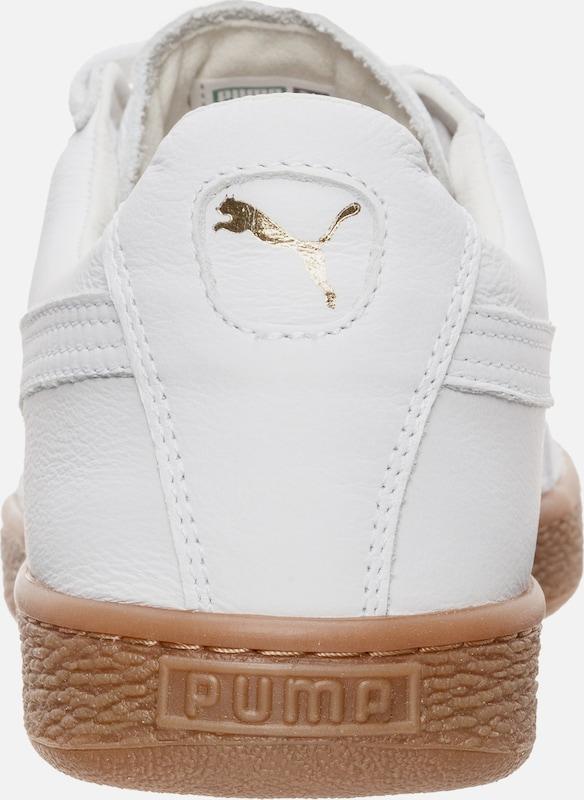PUMA Deluxe' Sneaker 'Basket Classic Gum Deluxe' PUMA d1034d