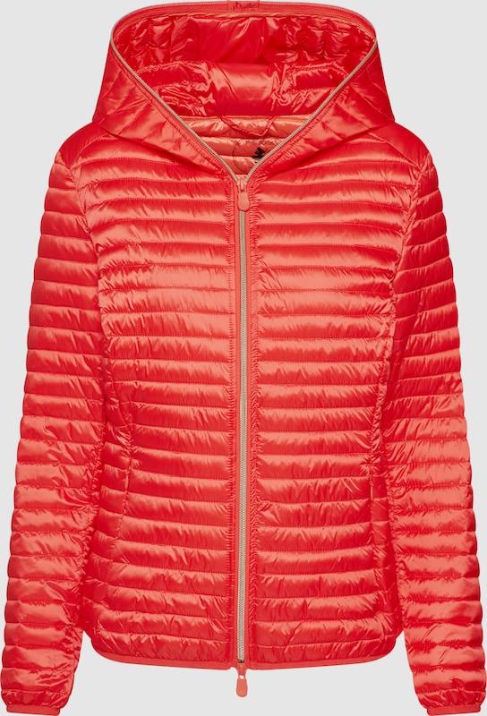 SAVE THE DUCK Jacke 'IRIS8' in rot  Markenkleidung für Männer und Frauen