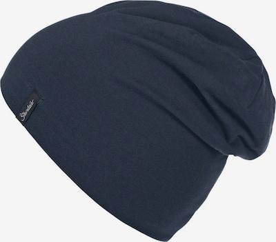 Megzta kepurė iš STERNTALER , spalva - tamsiai mėlyna jūros spalva, Prekių apžvalga