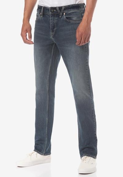 Volcom Vorta Jeans in blue denim: Frontalansicht