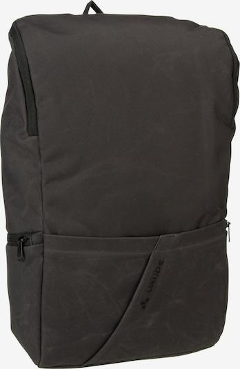 VAUDE Rucksack 'Aspe Waxed' in schwarz, Produktansicht