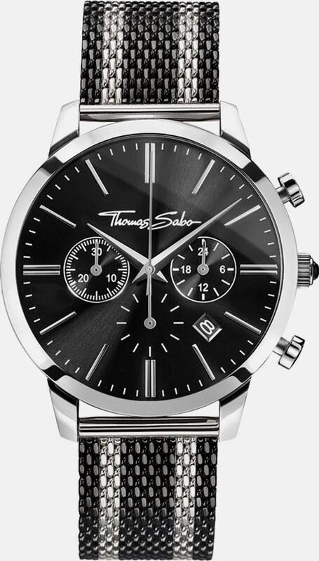 Thomas Sabo Chronograph 'REBEL SPIRIT CHRONO, WA0284-280-203'