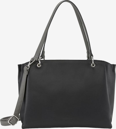 TOM TAILOR Handtasche 'Alassio' in schwarz, Produktansicht