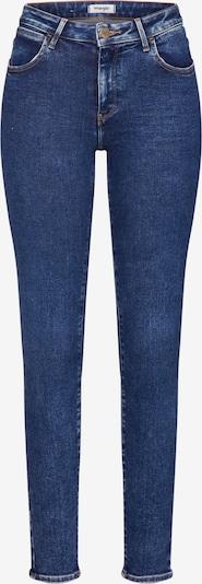 WRANGLER Jeans in blue denim, Produktansicht