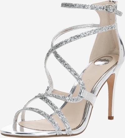 BUFFALO Sandály 'Mercy' - stříbrná, Produkt