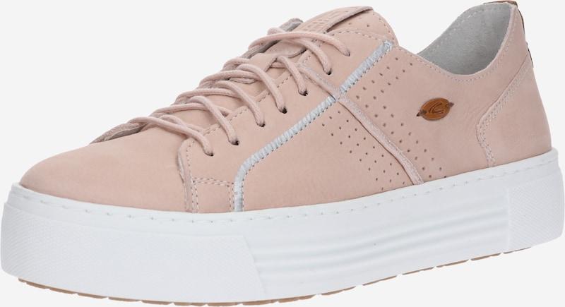 CAMEL ACTIVE Sneakers laag 'Innocence' in Rosé SkRPxpR5
