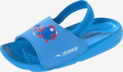 SPEEDO Badeschuhe 'Atami Sea Squad Slide' in blau, Produktansicht