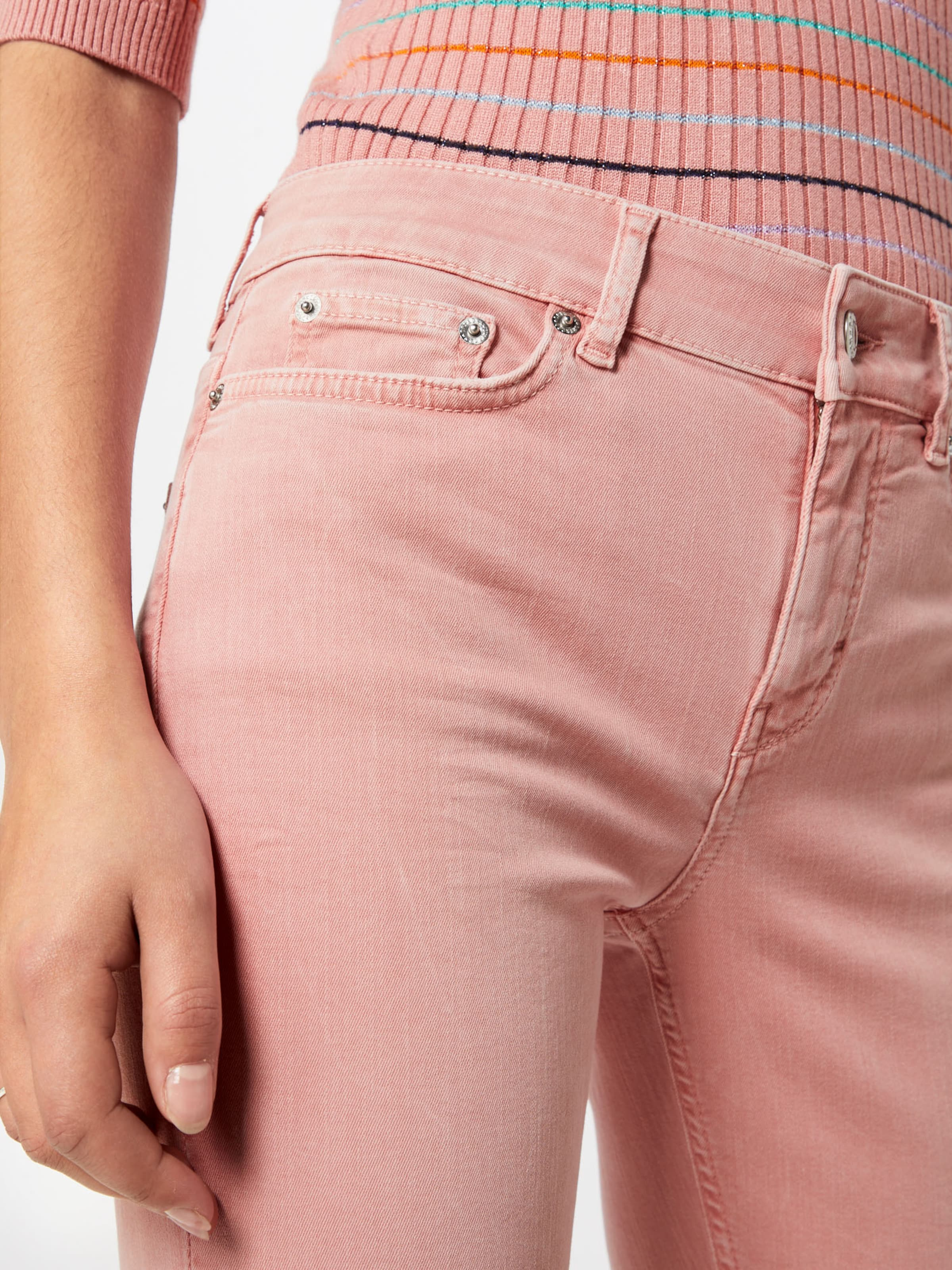 DRYKORN Jeans 'NEED' i gammalrosa