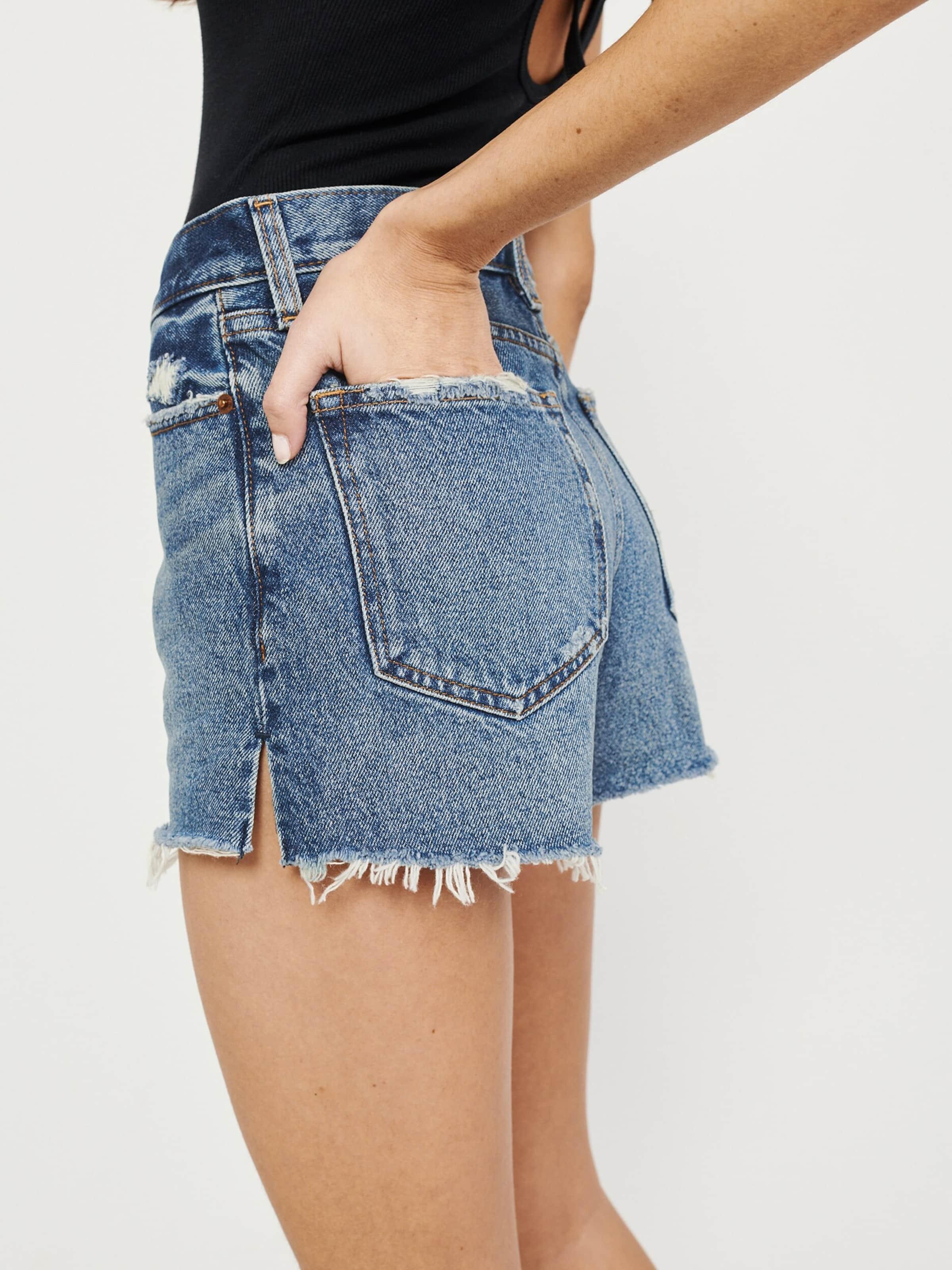 Denim Clean Hr' Fitch 'sb19 In Jeans Rigid Abercrombieamp; dark Blue 1JTFlKc