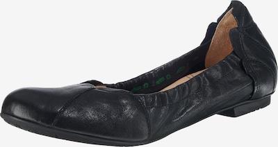THINK! Ballerina 'Balla' in schwarz, Produktansicht