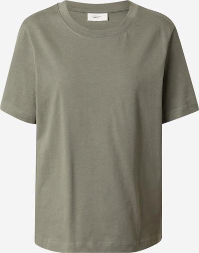 Gina Tricot Shirt in greige, Produktansicht
