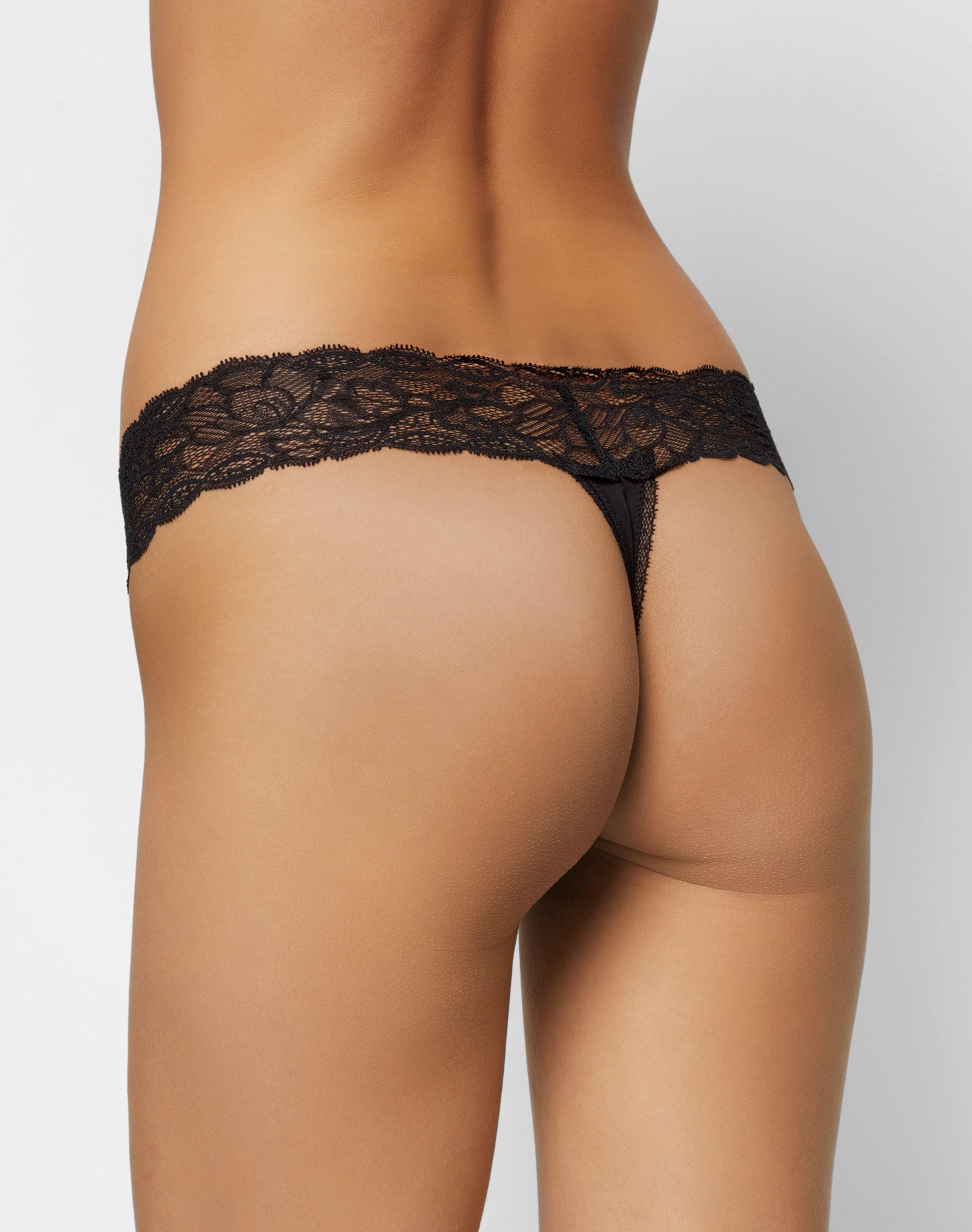 Billige Neueste Beste Authentisch Calvin Klein underwear String mit Spitzendetails 'Thong' Auslass 2018 Online-Verkauf Verkauf Empfehlen d6Z01Z3