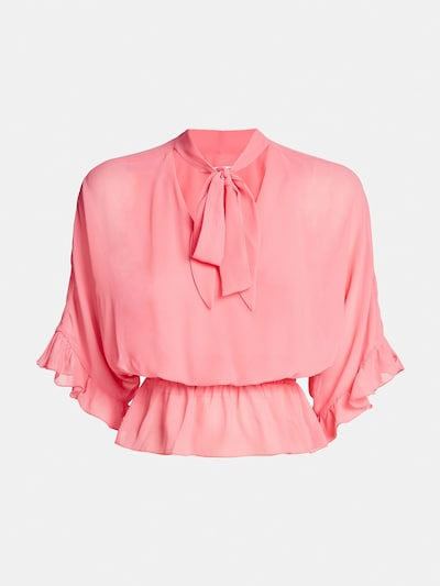GUESS Bluse in pink, Produktansicht
