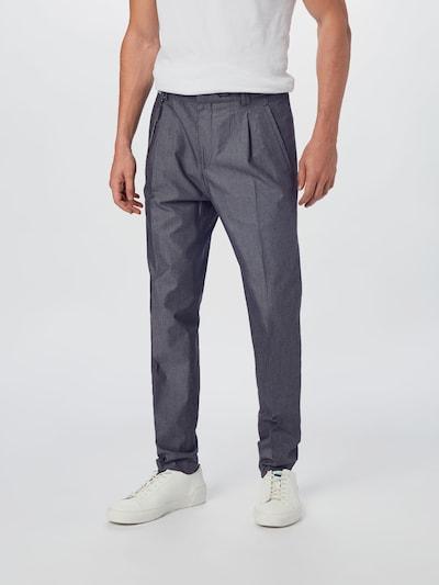 CINQUE Hose 'CISALVO' in grau / weiß, Modelansicht
