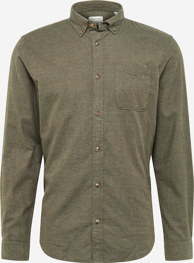 JACK & JONES Hemd in khaki, Produktansicht