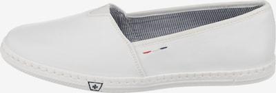 RIEKER Zapatillas en blanco, Vista del producto