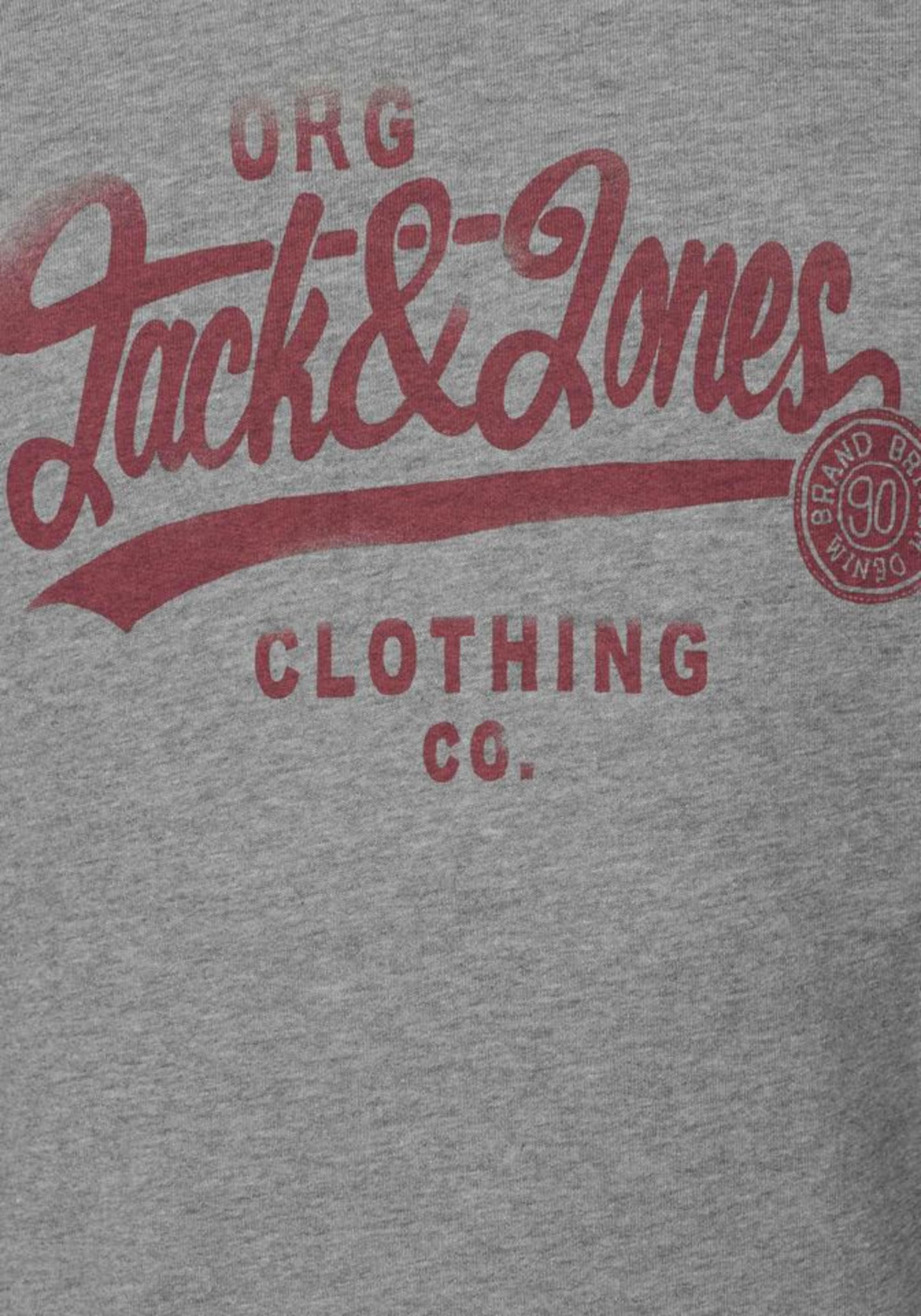 JACK & JONES Kapuzensweatshirt 'Jormood Sweat Hood' Spielraum Neueste HuEUe