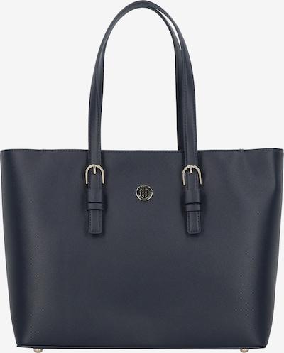 TOMMY HILFIGER Ročna torbica 'CLASSIC SAFFIANO EW TOTE' | nočno modra barva, Prikaz izdelka
