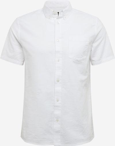 BURTON MENSWEAR LONDON Srajca 'Oxford' | bela barva, Prikaz izdelka