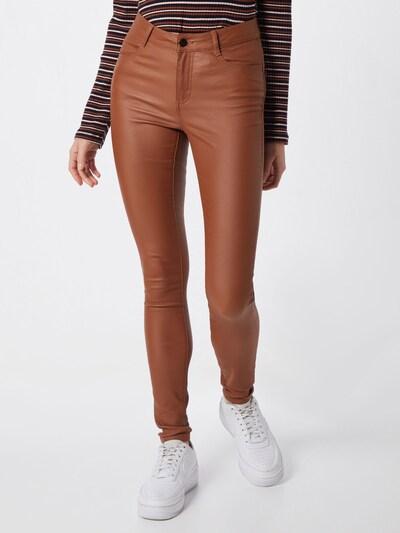 VILA Jeans 'Vicommit' in braun, Modelansicht