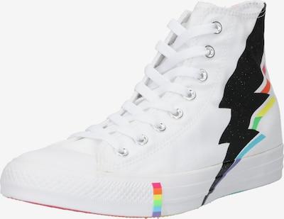 CONVERSE Augstie apavi pieejami jauktu krāsu / balts, Preces skats