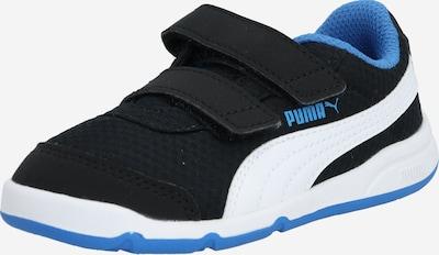 PUMA Sneaker in blau / schwarz / weiß, Produktansicht