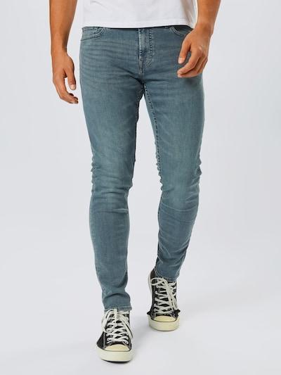 Only & Sons Jeans in grey denim, Modelansicht